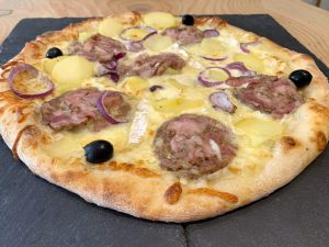 Pizza La Normande
